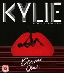 Kylie Minogue: Kiss Me Once: Live At The SSE Hydro, Glasgow 2014 (Blu-ray + 2 CD), 3 Blu-ray Discs