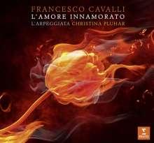 Francesco Cavalli (1602-1676): Arien & Instrumentalstücke aus Opern - L'Amore Innamorato (limitierte Deluxe-Ausgabe mit DVD), 2 CDs