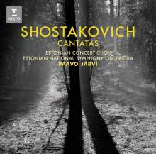 Dmitri Schostakowitsch (1906-1975): Kantaten, CD
