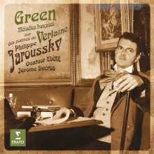 Philippe Jaroussky - Green (Melodies francaises des Poemes de Verlaine), 2 CDs