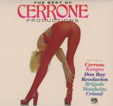 Cerrone: The Best Of Cerrone Productions, 2 CDs