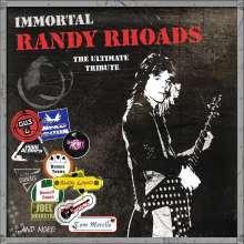 Immortal Randy Rhoads: The Ultimate Tribute, CD