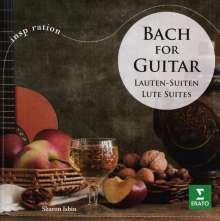 Johann Sebastian Bach (1685-1750): Gitarrenwerke BWV 995-997, 1006a, CD