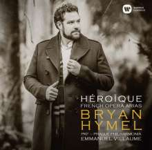 Bryan Hymel - Heroique (French Opera Arias), CD