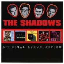 The Shadows: Original Album Series, 5 CDs
