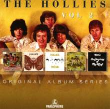 The Hollies: Original Album Series Vol.2, 5 CDs