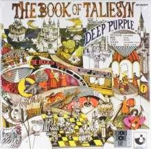 Deep Purple: The Book Of Taliesyn (mono), LP