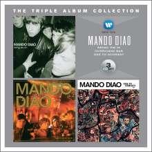 Mando Diao: The Triple Album Collection, 3 CDs