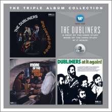 The Dubliners: The Triple Album Collection, 3 CDs