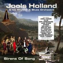 Jools Holland: Sirens Of Song, CD