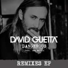 David Guetta: Dangerous (Remix EP), Single 12""
