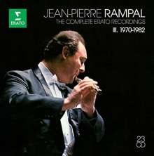 Jean-Pierre Rampal - The Complete Erato Recordings Vol.3 (1970-1982), 23 CDs