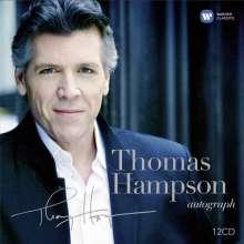 Thomas Hampson - Autograph, 12 CDs