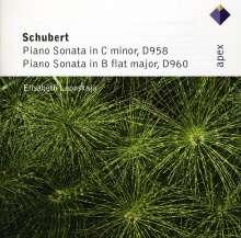 Franz Schubert (1797-1828): Klaviersonaten D.958 & D.960, CD