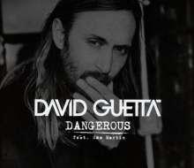 David Guetta: Dangerous (2-Track), Maxi-CD