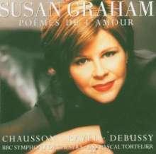 Susan Graham - Poemes de l'Amour, CD