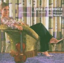 Leila Josefowicz - Recital-Album, CD