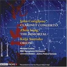 Kaija Saariaho (geb. 1952): Orion, CD