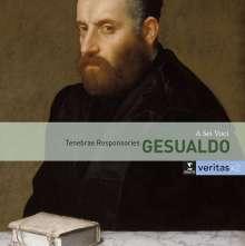 Carlo Gesualdo von Venosa (1566-1613): Lecons de Tenebres: Responsorien, 2 CDs