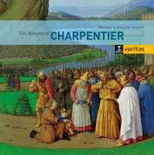 Marc-Antoine Charpentier (1643-1704): Motetten für Doppelchor, 2 CDs