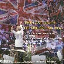 Last Night of the Proms 2004 (Royal Albert Hall London), 2 CDs