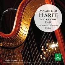 Lily Laskine spielt Harfenkonzerte, CD