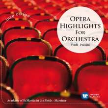 Academy of St.Martin in the Fields - Opera Highlight For Orchestra, CD