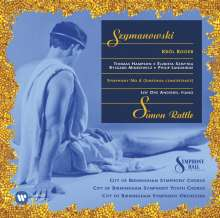 Karol Szymanowski (1882-1937): Krol Roger, 2 CDs