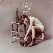 Zaz (Isabelle Geffroy): Paris (180g), 2 LPs