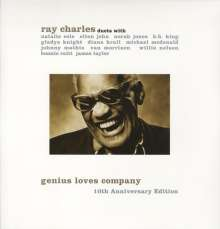 Ray Charles: Genius Loves Company (10th Anniversary Edition) (45 RPM), 2 LPs