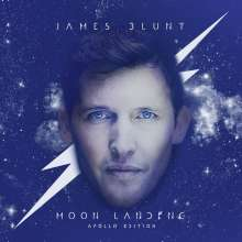 James Blunt: Moon Landing (Special Apollo Edition) (CD + DVD), CD