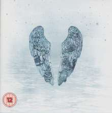 Coldplay: Ghost Stories - Live 2014 (CD + DVD), 2 CDs