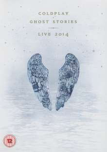Coldplay: Ghost Stories - Live 2014 (DVD + CD), 2 DVDs