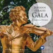 Johann Strauss Gala, CD