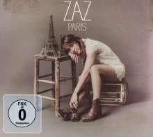 Zaz (Isabelle Geffroy): Paris (Limited-Edition), 2 CDs