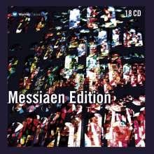 Olivier Messiaen (1908-1992): Werke, 18 CDs