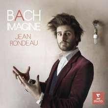 Johann Sebastian Bach (1685-1750): Cembalowerke - Imagine, CD