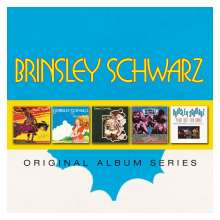 Brinsley Schwarz: Original Album Series, 5 CDs