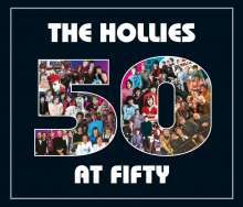 The Hollies: 50 At Fifty, 3 CDs