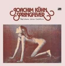 Joachim Kühn (geb. 1944): Springfever, CD