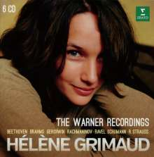 Helene Grimaud - The Warner Recordings, 6 CDs