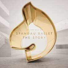 Spandau Ballet: The Story: The Very Best Of Spandau Ballet, CD