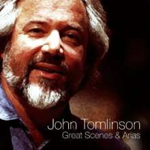 John Tomlinson - Great Scenes & Arias, 4 CDs