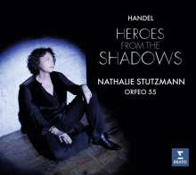 "Nathalie Stutzmann - Händel Arien ""Heroes From The Shadows"", CD"