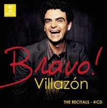 Rolando Villazon - Bravo, 4 CDs