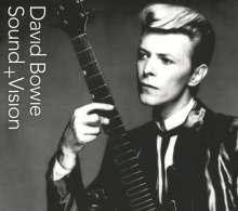 David Bowie (1947-2016): Sound + Vision (4 Audio-CDs), 4 CDs