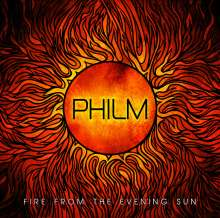 Philm: Fire From The Evening Sun, CD