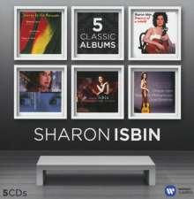 Sharon Isbin - 5 Classic Albums, 5 CDs