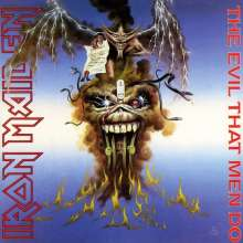 Iron Maiden: The Evil That Men Do, Single 7""