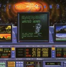 """Iron Maiden: Wasted Years, Single 7"""""""